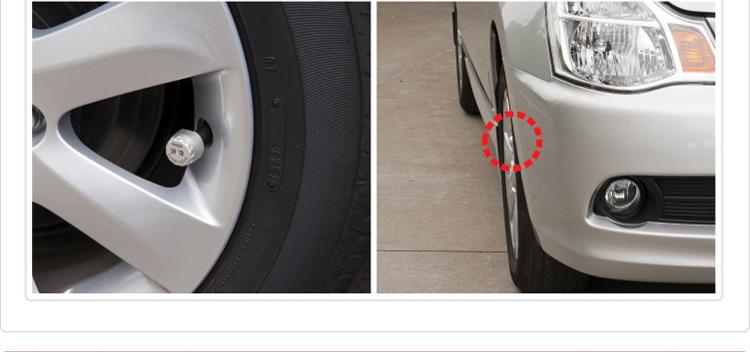 铁将军智感700外置式汽车胎压计轮胎气压表胎压监测tpms