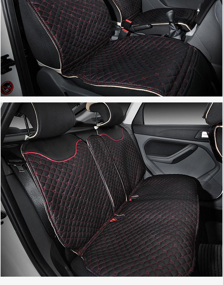 佳美瑞 夏季新款汽车坐垫四季通用汽车座垫套 正品(黑色)