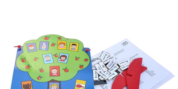 童鼓谱-维拉克 Vilac VC8014儿童大树家谱益智玩具