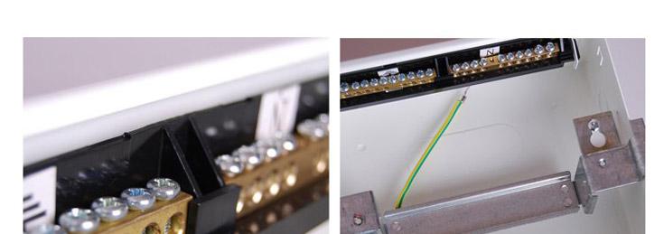 西门子(siemens)12回路配电箱
