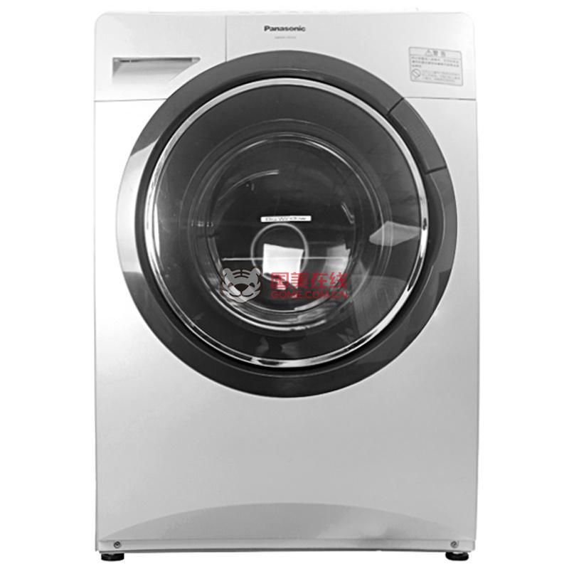 国美价: ¥4688.00 主体:;品牌:松下(Panasonic);商品名称:松下洗衣机XQG80-E8155;自动化程度:全自动;上市时间:2014年;显示屏:LED显示;排水方式:上排水;控制方式:电脑控制;适用家庭:四口及以上;内桶材质:不锈钢;箱体材质:PMC彩钢;规格:;产品外形尺寸:596 * 567 * 845mm;商品净重量:70KG;洗涤容量:8公斤;洗涤功率:220W;洗衣程序:棉织物、化纤、羊毛、丝绸/内衣、运动服、衬衫、混合洗、羽绒服、除菌、智洗、快速、超快速15、浸泡